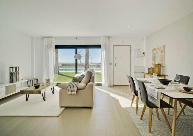 2 bedroom Apartment in Pilar de la Horadada, Alicante