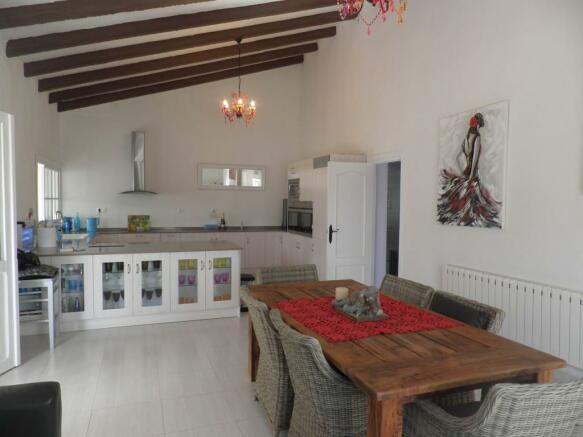 4 bedroom Finca/country house in San Javier, Murcia