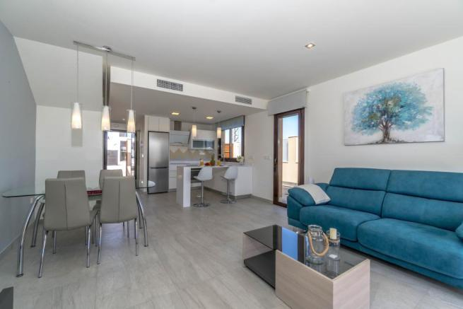 3 bedroom Detached villa in San Pedro Del Pinatar, Murcia