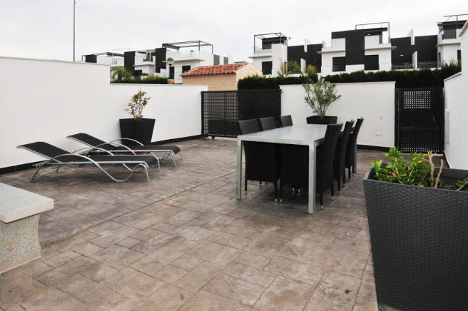 3 bedroom Townhouse in Torre de la Horadada, Alicante