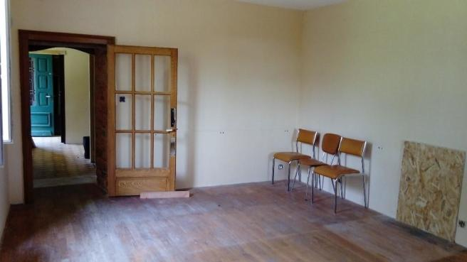 Living/ding room