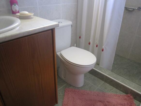 Private W.C./Shower