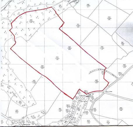 Farm Land For Sale In 36 Acres Land At Penbryn Tresaith Cardigan