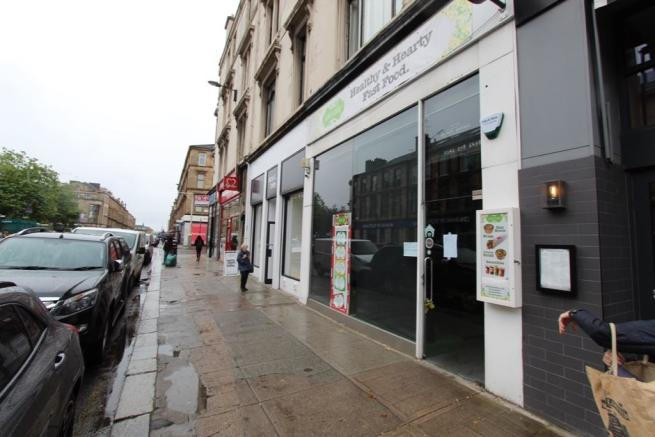 Retail Property High Street To Rent In 223 Byres Road