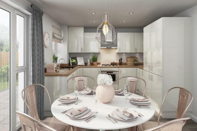 Ennerdale kitchen