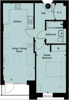 Apartment 1G