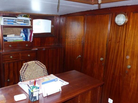 Office / Boatman's cabin