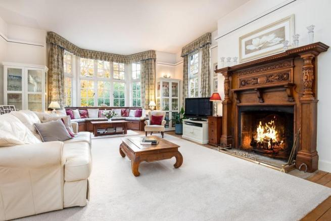 Sitting Room - The Old Library