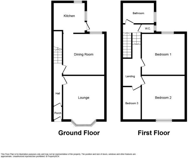 Floor Plan - 123 C