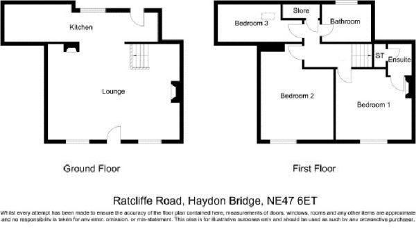 Ratcliffe Rd floorplan