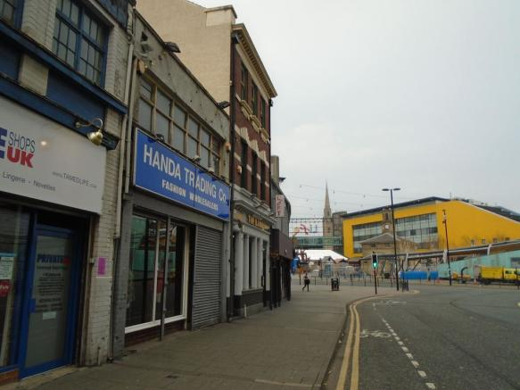 c6a0805350 Retail Property (high street) for sale in Scotswood Road