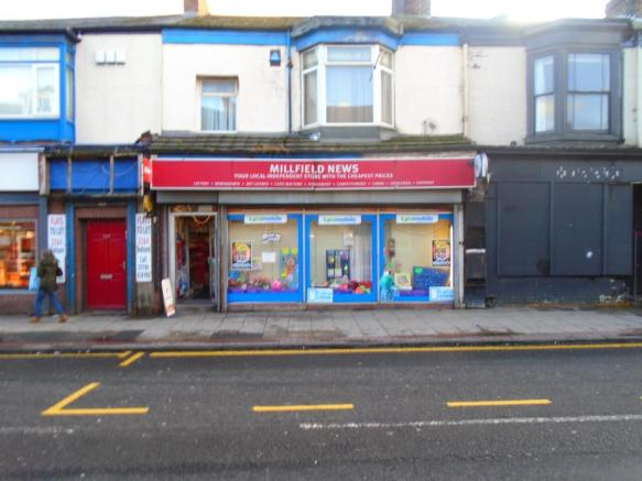 3c372cb28a Retail Property (high street) for sale in Hylton Road
