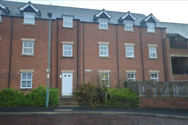 2 Bedroom Apartment To Rent In Archers Court Durham Dh1