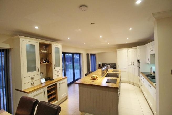 Kitchen Day Room