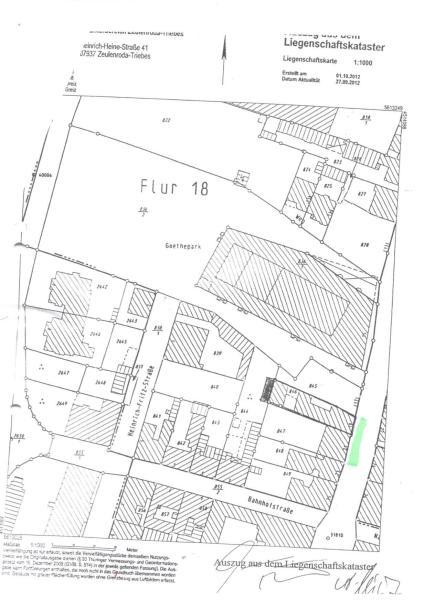 Land plan location