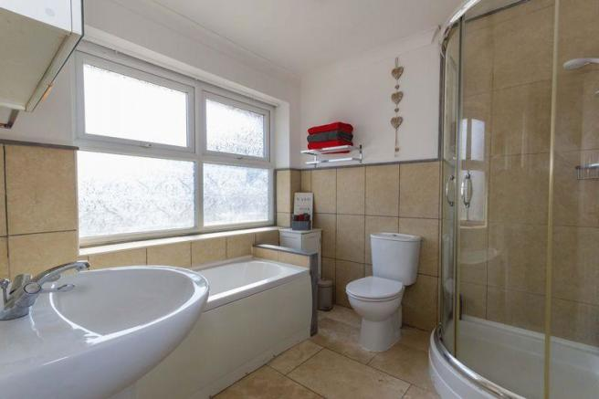 Pristine Bathroom