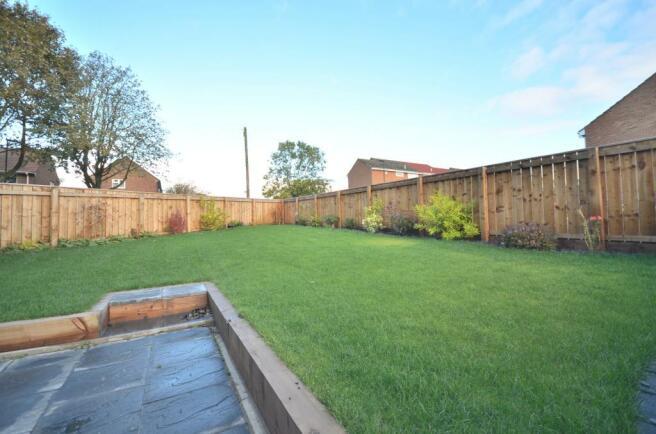 Front/ Side Garden