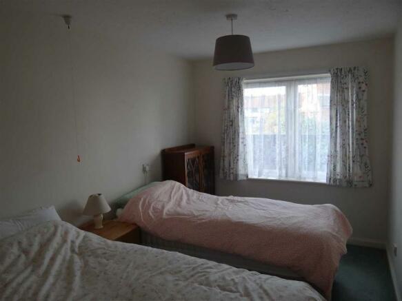 """Bedroom 2 15'2"""" x 8'"""