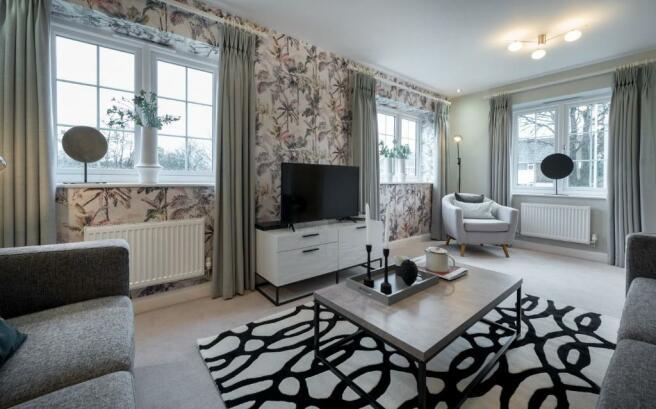 Compton Living Room