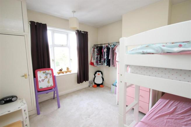 bedroom to