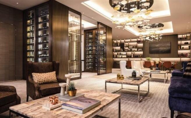 Residents Lounge (CG