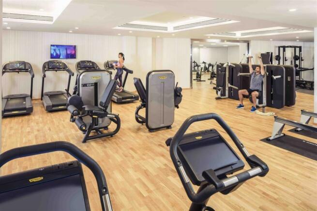 Gym (CGI)