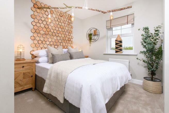 Kingsley bedroom