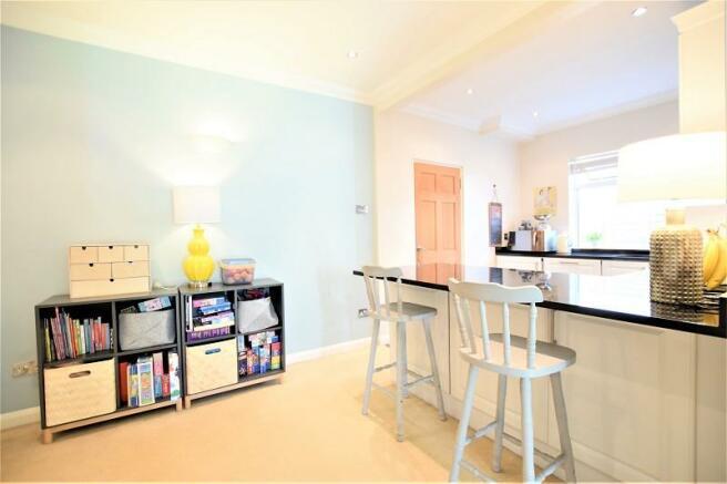 Kitchen/Breakfast/Dining Room