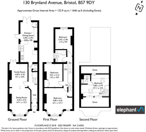 130 Brynland Avenue 216020 fp -A4 Landscape.jpg