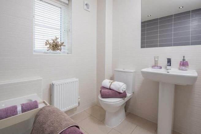 Hawley bathroom