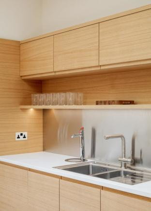 Fitted Kitchen and Breakout