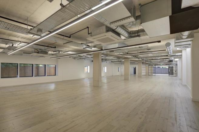 Meadow Works Meadow Road Vauxhall  Open plan off