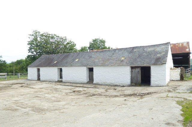 STONE AND SLATE COWSHED