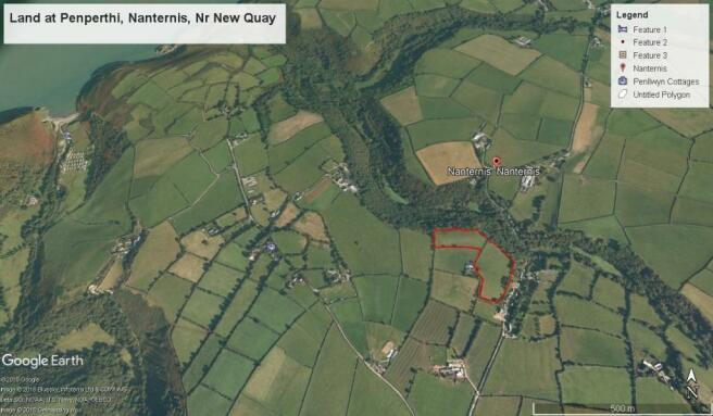 google map land at penperthi.jpg