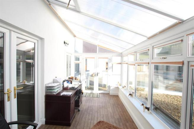 OFFICE - CONSERVATORY
