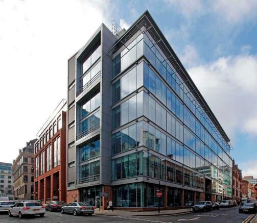 Interchange Place, Birmingham - External
