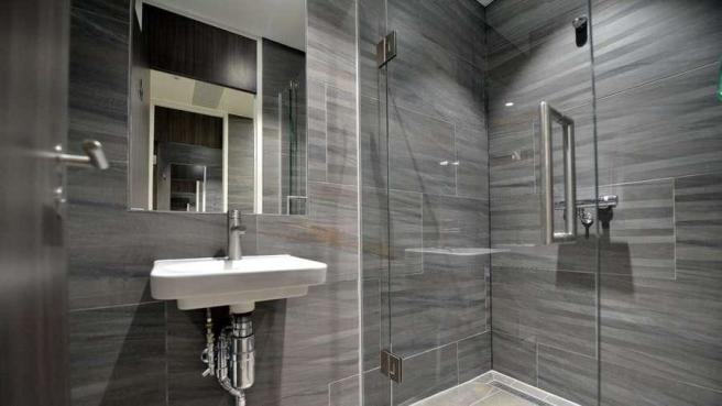 No.1 Colmore Square, Birmingham - Shower Room