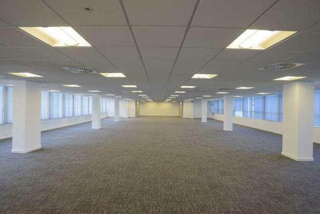 SBQ 3 & 4, Birmingham - Office Space