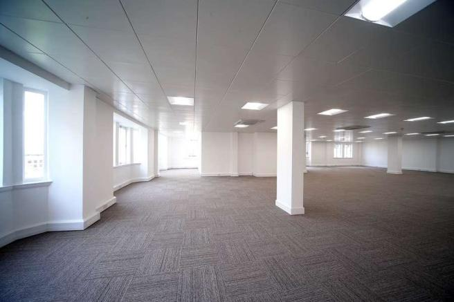 New Guild House, Birmingham - Office Space