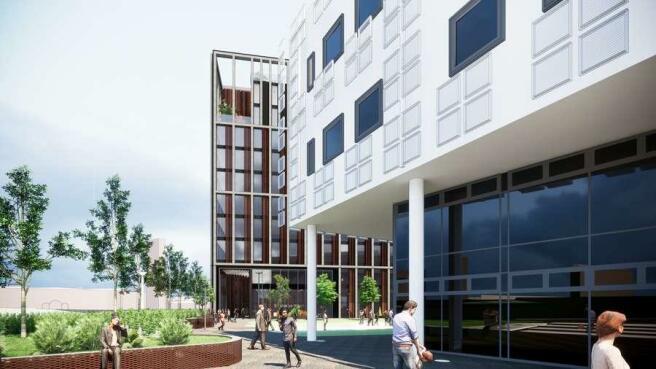 Enterprise Wharf, Innovation Birmingham