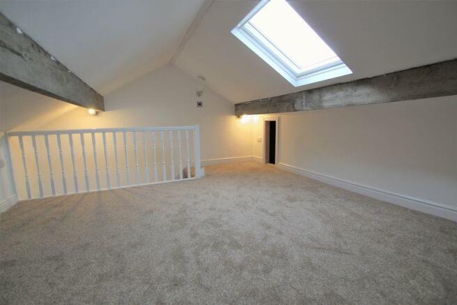 Overall attic ...