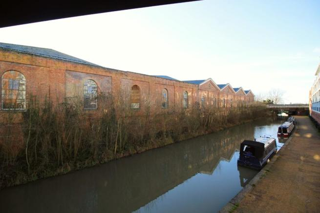 Nearby canal