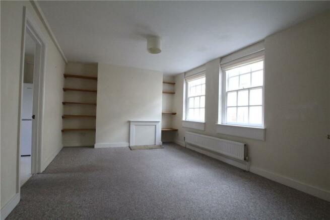 Living Room Flat 1
