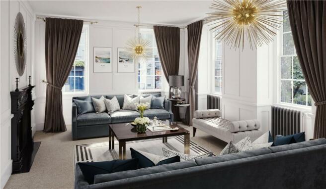 Cgi - Living Room