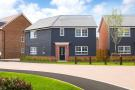 Huners Chase Red Lodge Suffolk Eskdale 3 bedroom Detached House External