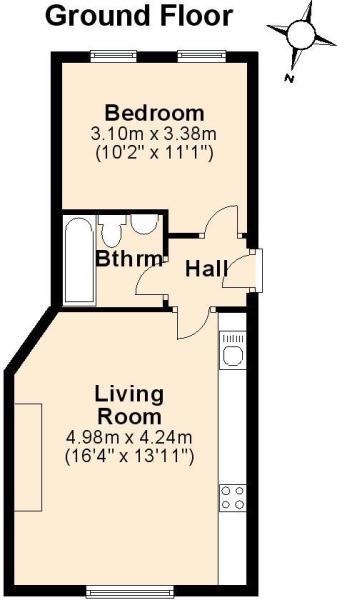 p2012 Flat 1 Burton House - Ground Floor.jpg