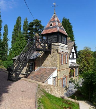 The Mount, Longhope SIDE VIEW.JPG