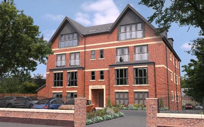 2 Bedroom Apartment For Sale In South Park, Lincoln, LN5, LN5