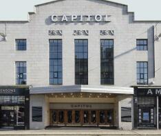 Photo of The Capitol, Union Street, Aberdeen, AB11 6DA