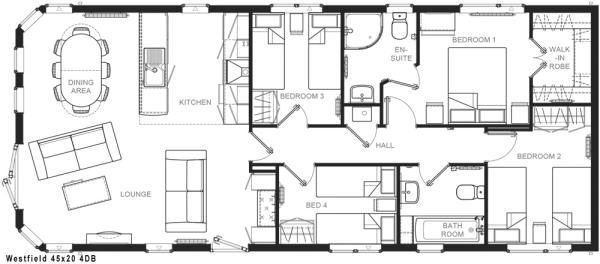 Westfield floorplan 1